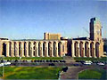 Pictures of Yerevan. Municipality