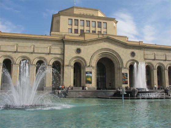 В картинной галерее Армении открывается выставка работ Айвазовского