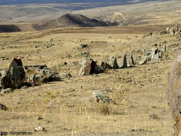 Древнейшая обсерватория Караунч